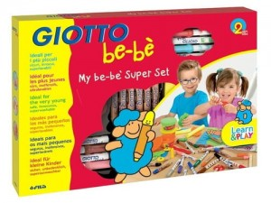 GIOTTO BE-BE maxi super set